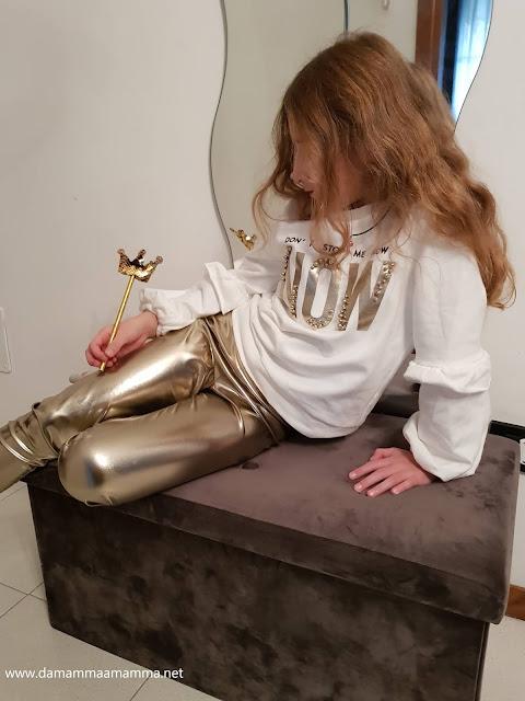 Collezione moda bambina Autunno/Inverno 2020/2021 BabyCross T-Love