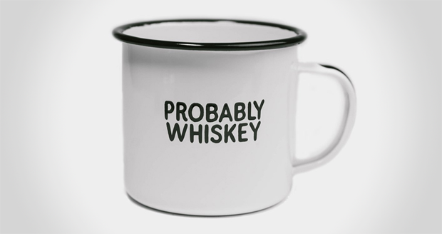 Probably Whiskey Mug