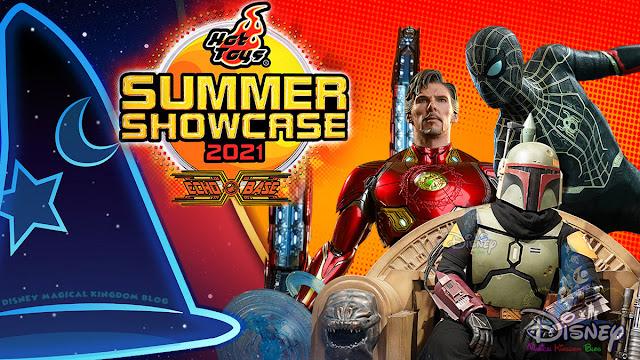 Hot-Toys-Summer-Showcase-2021-Echo-Base-Fashion-Walk-珍藏人偶展覽