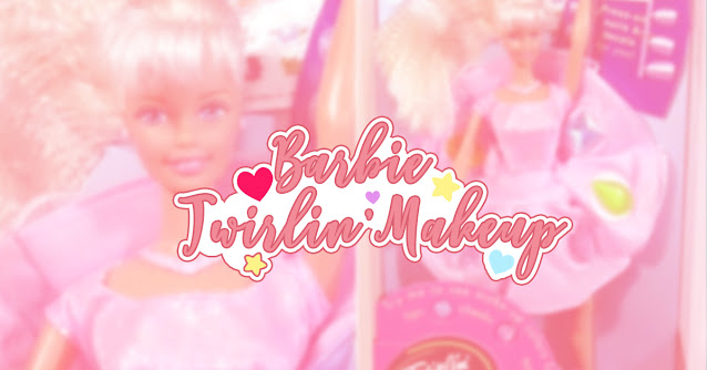 boneca Barbie Twirlin Makeup