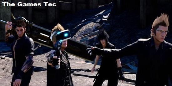 Final Fantasy XV Windows Edition PC Game Download | Complete Setup | Direct Download Link