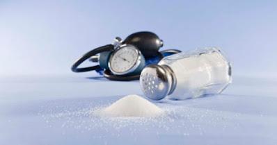 la sal y su alto consumo afecta la salud
