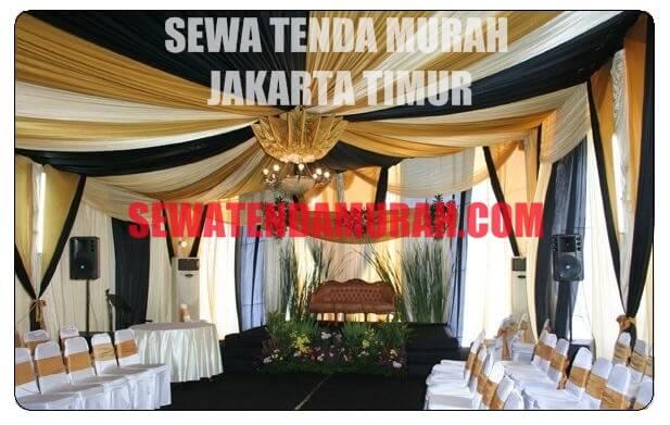 SEWA TENDA MURAH JAKARTA TIMUR