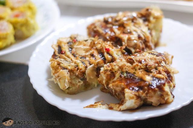 Omakase's Japanese Okonomiyaki via GrabKitchen