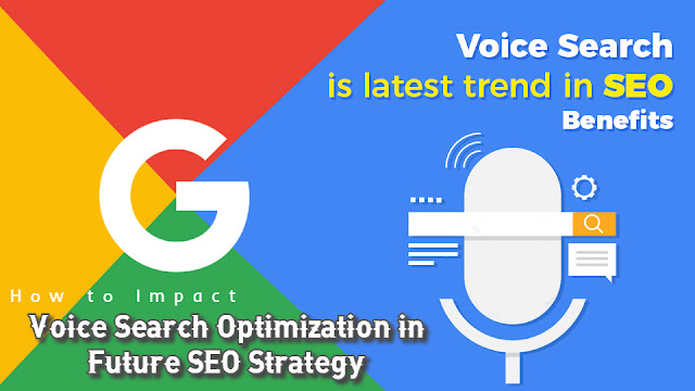 What is Voice Search SEO? How to Impact Voice Search Optimization in Future SEO Strategy