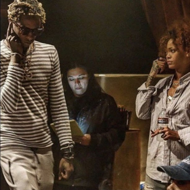 Young Thug Ft. Rihanna – Nothing Is Promised
