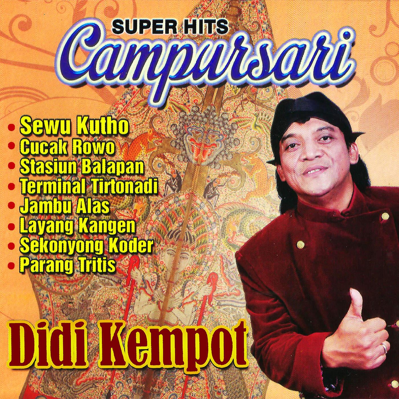 Didi Kempot - Superhits Campursari - Album (2015) [iTunes Plus AAC M4A]