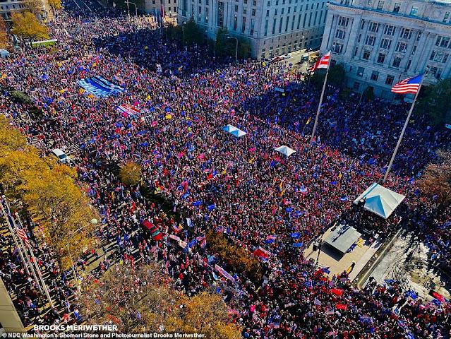 Million mega march 2020