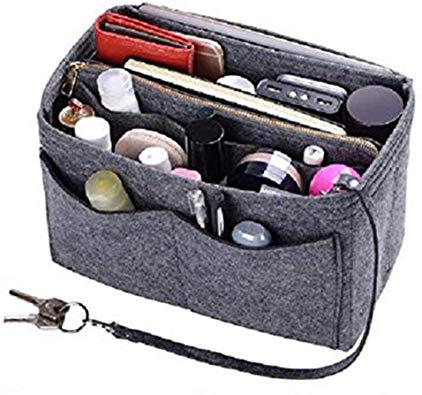 Purse Organizer, Multi-Pocket Felt Handbag Organizer 55%off