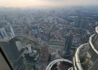 Las Torres Petronas de Kuala Lumpur. Malasia.