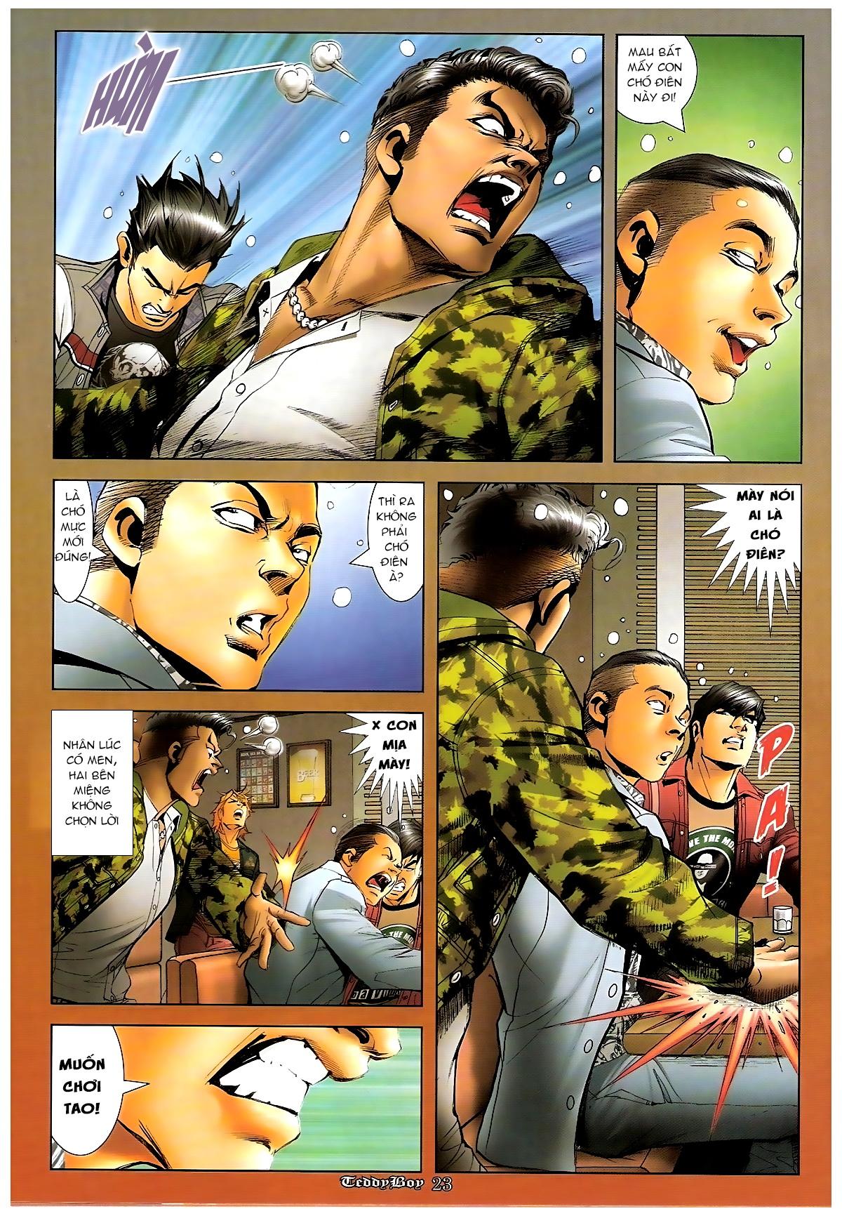 Người Trong Giang Hồ - Chapter 1263: Mua mạng Ngũ Hổ - Pic 21