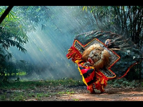 Narrative Text - The Origin of Reog Ponorogo ( Folktale from East Java)