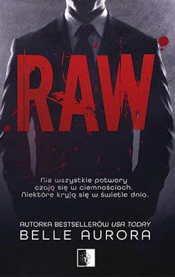 """Poznajcie """"RAW""""! Najnowszy patronat Detektywa Książkowego!"""