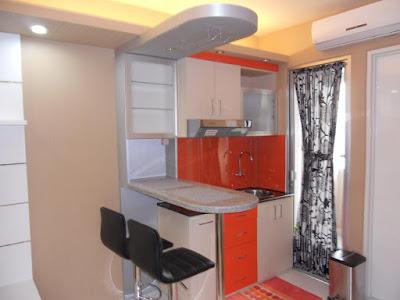 Interior Kitchen Set Untuk Dapur Minimalis