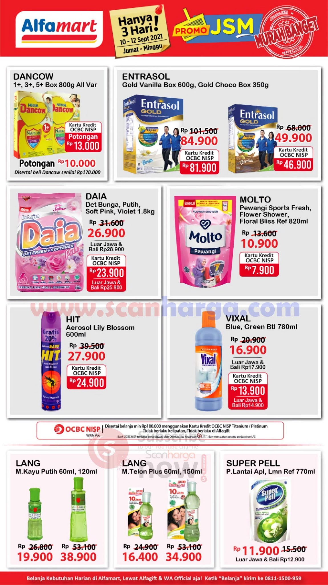 Katalog Promo JSM Alfamart Weekend 10 - 12 September 2021 4