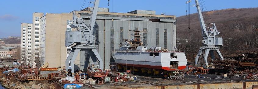 На Росії вибухнув цех суднобудівного заводу є постраждалі