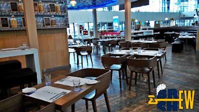 La Tapenade Mediterranean Cafe Ambiance
