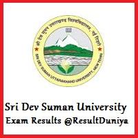 SDS University Results