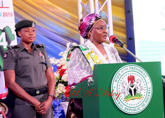 Now, I Choose To Be Called First Lady — Aisha Buhari