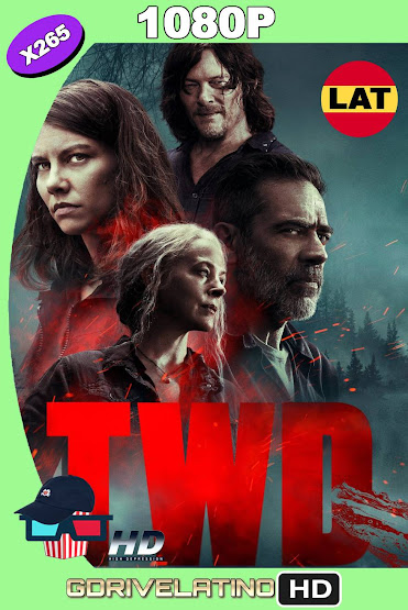 The Walking Dead Temporada 10 [19/22] AMZN WEB-DL 1080p x265 Latino-Ingles MKV