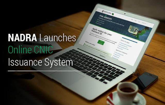 nadra-online-cnic-issuance-renewal