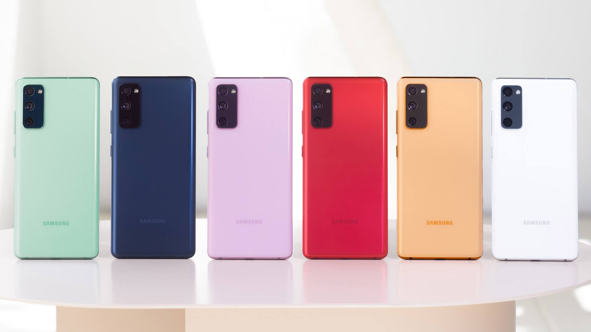 Samsung Galaxy S20 FE and Galaxy F62 received July 2021 patch update