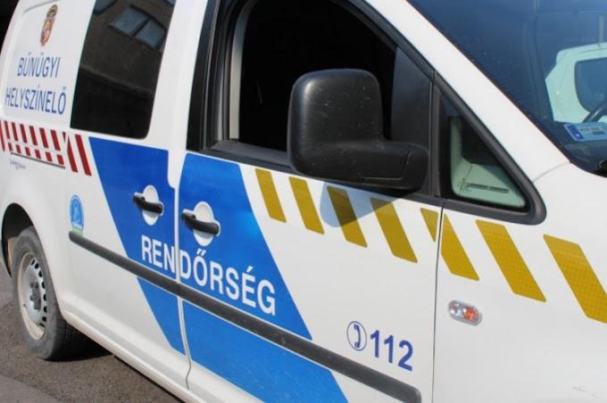 Egy lopássorozat végére tett pontot az Ózdi Rendőrkapitányság