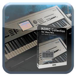 KORG Triton 1.3.3 for MacOS