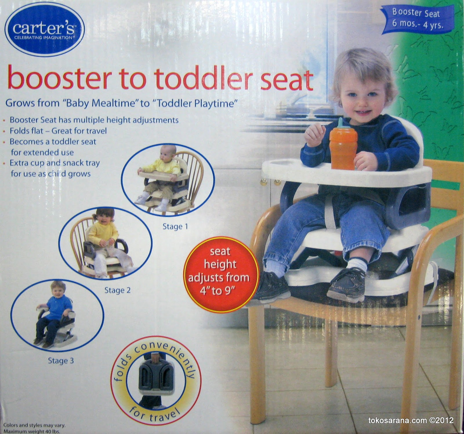 Myeboutiqueshop Children Care Booster Seat