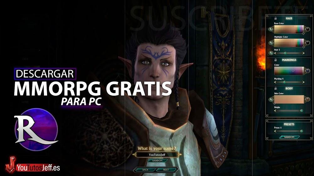 MMORPG para PC, Descargar RIFT Ultima Versión Gratis