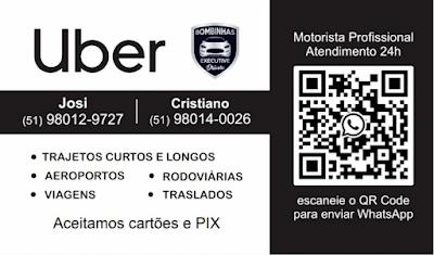 Uber em Bombinhas