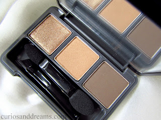 The Face Shop Triple Eyes eyeshadow review