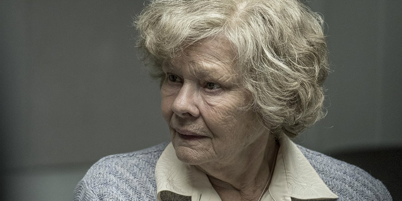 red joan judi dench