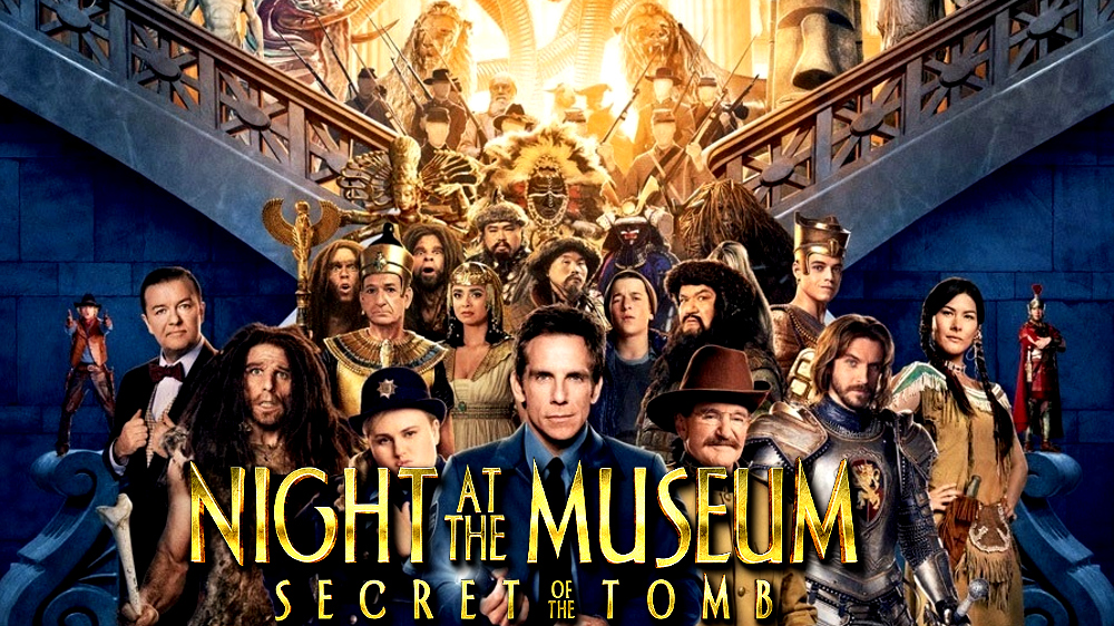 NIGHT AT THE MUSEUM (2006) MOVIE TAMIL DUBBED HD