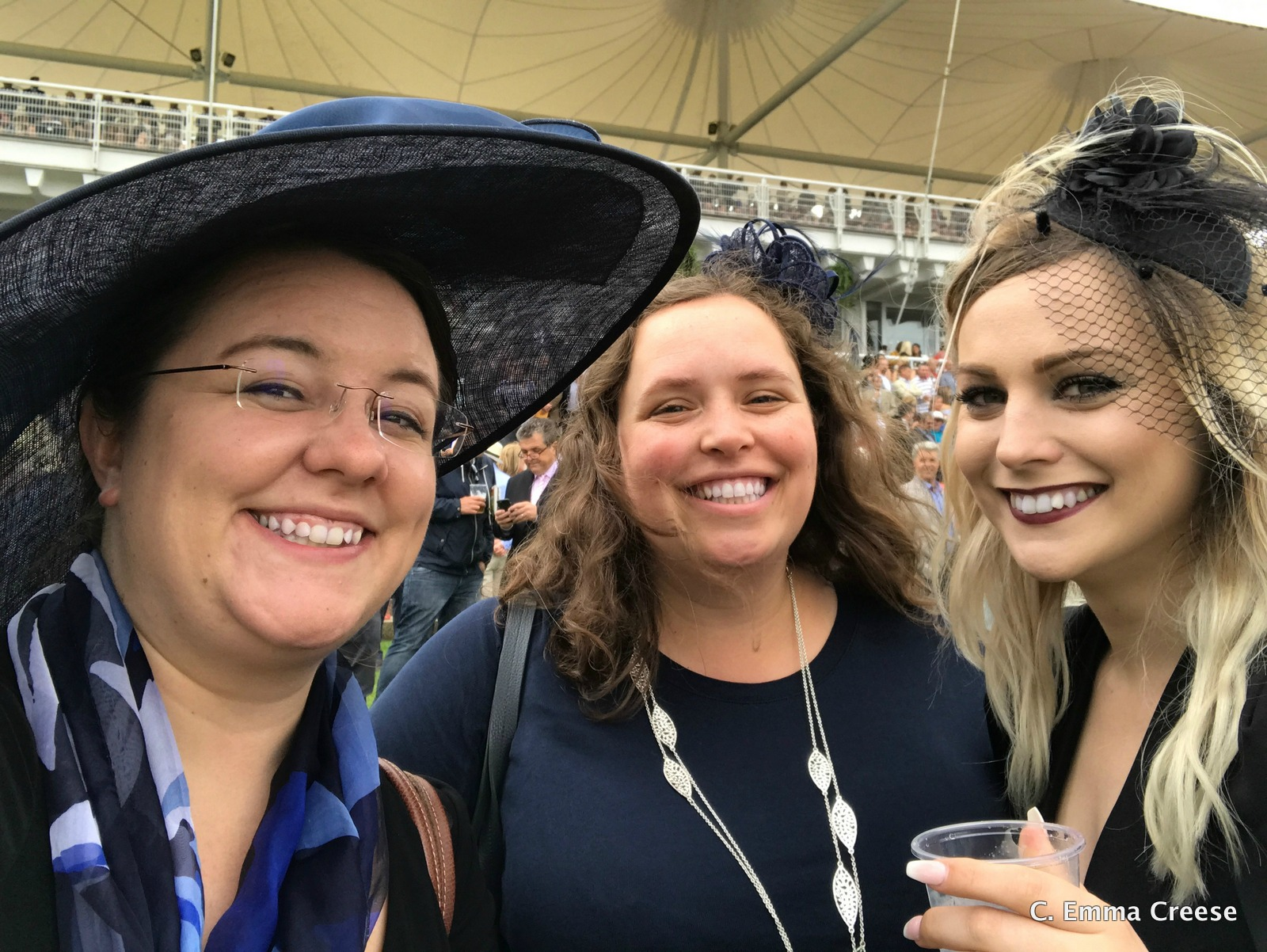 Ladies Day At The Goodwood Races