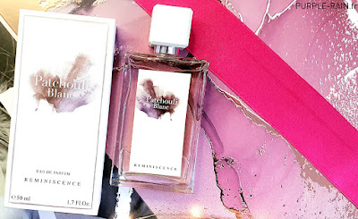 Blog PurpleRain Parfum Reminiscence - Patchouli Blanc
