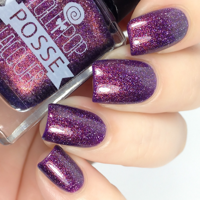 Lollipop Posse Lacquer-Into the Nightosphere
