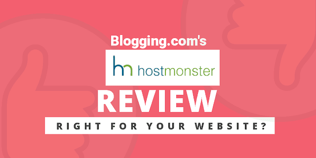 Review HostMonster