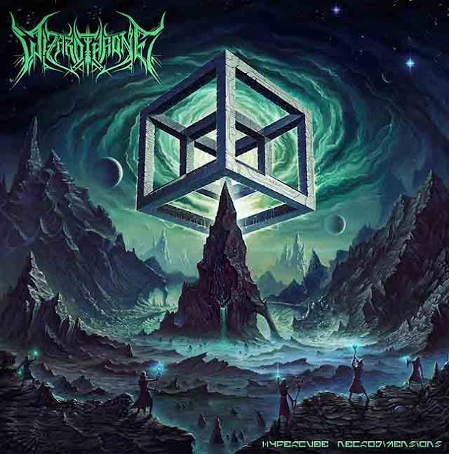 """Ο δίσκος των Wizardthrone """"Hypercube Necrodimensions"""""""