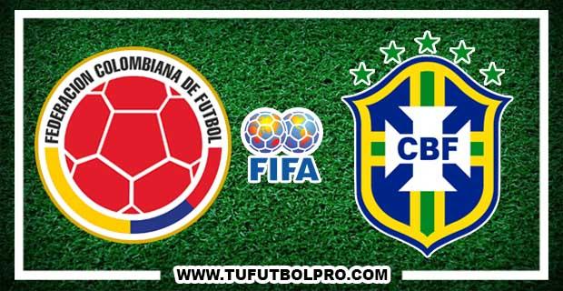 Ver Colombia vs Brasil EN VIVO Por Internet Hoy 5 de Septiembre 2017