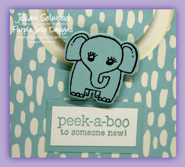 This Little Piggy Stamp Set, Peek-a-boo to someone new, Suite Sayings Stamp Set