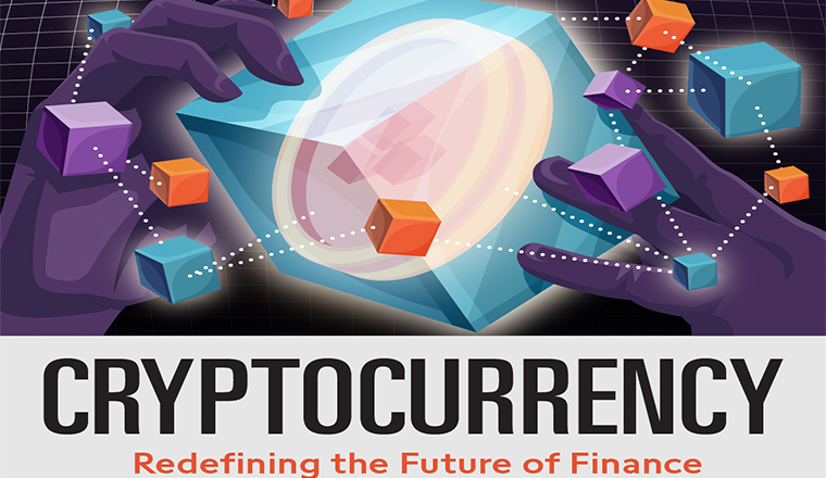 Cryptocurrency: The future of finance redefined #infographic