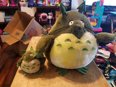 Is This the First Totoro Plushie?