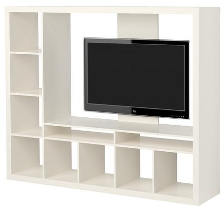 die l stige nachbarin die flurgarderobe ikea hack expedit. Black Bedroom Furniture Sets. Home Design Ideas