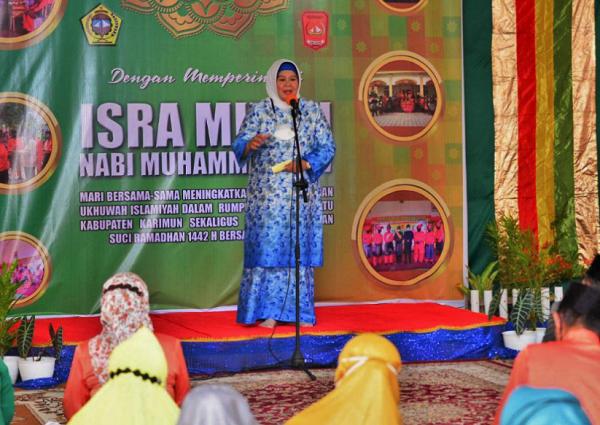 Wagub Kepri: Walau Sudah Divaksin, Selalu Disiplin dengan Prokes