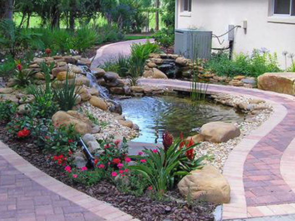 How to build Water Gardens