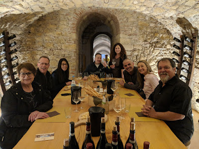 visit winery italy
