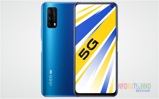VIVO iQOO Z1x Full Spesifikasi & Harga Terbaru