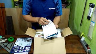 Unboxing Mesin Planer KYUHO K 282 - Mesin Serut Kayu KYUHO K 282