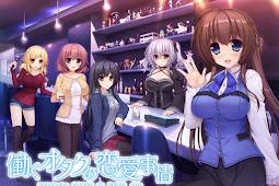Hataraku Otaku no Ren'ai Jijou VN Download GoogleDrive
